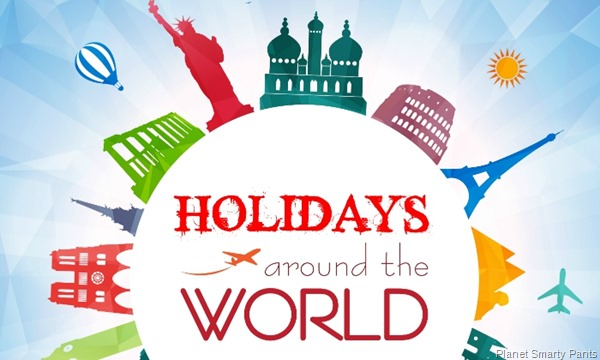 Holdays From Around the World
